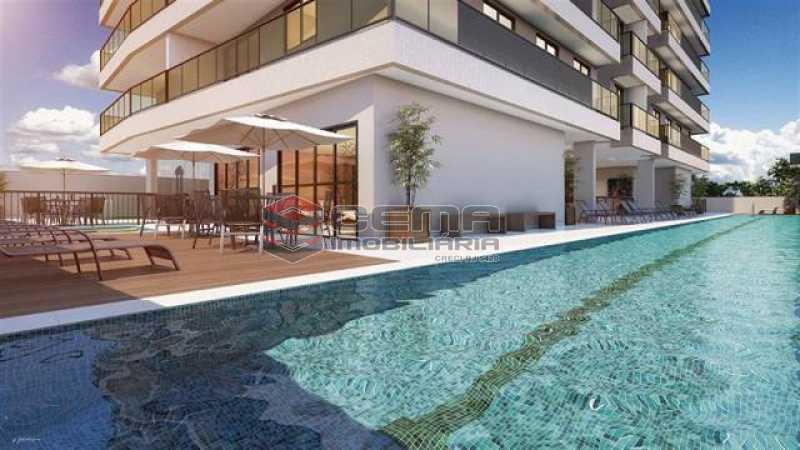 6 - Cobertura 4 quartos à venda Botafogo, Zona Sul RJ - R$ 2.700.000 - LACO40154 - 7
