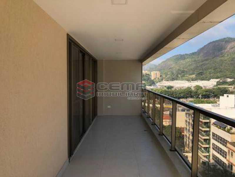 4 - Cobertura 4 quartos à venda Botafogo, Zona Sul RJ - R$ 2.700.000 - LACO40154 - 1