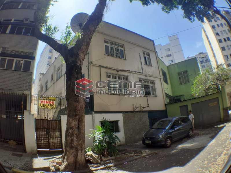 1 - Casa Comercial 360m² para alugar Catete, Zona Sul RJ - R$ 5.000 - LACC00031 - 1