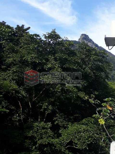 vista - Apartamento 2 quartos à venda Cosme Velho, Zona Sul RJ - R$ 930.000 - LAAP25201 - 1