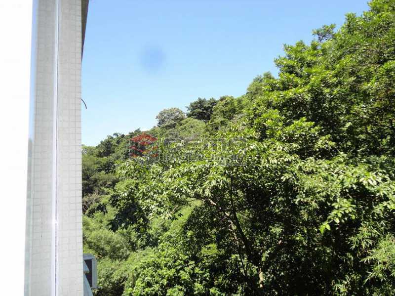vista - Apartamento 2 quartos à venda Cosme Velho, Zona Sul RJ - R$ 930.000 - LAAP25201 - 3