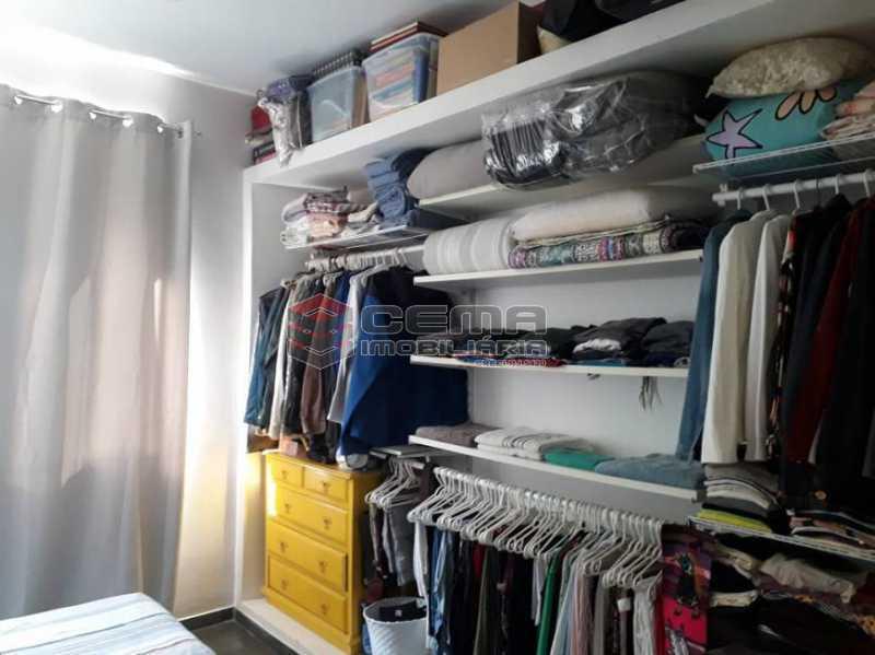 armario - Apartamento 2 quartos à venda Cosme Velho, Zona Sul RJ - R$ 930.000 - LAAP25201 - 9