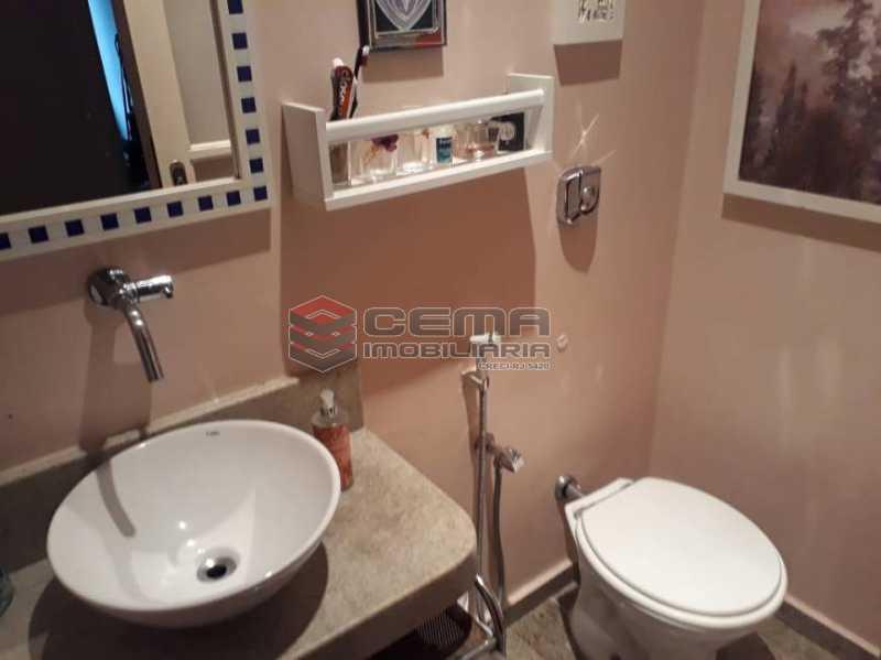banh.social - Apartamento 2 quartos à venda Cosme Velho, Zona Sul RJ - R$ 930.000 - LAAP25201 - 13