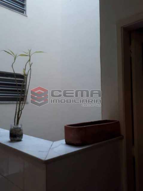 área - Apartamento 2 quartos à venda Cosme Velho, Zona Sul RJ - R$ 930.000 - LAAP25201 - 21