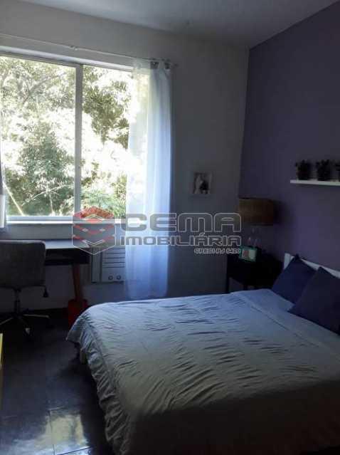 quarto - Apartamento 2 quartos à venda Cosme Velho, Zona Sul RJ - R$ 930.000 - LAAP25201 - 7