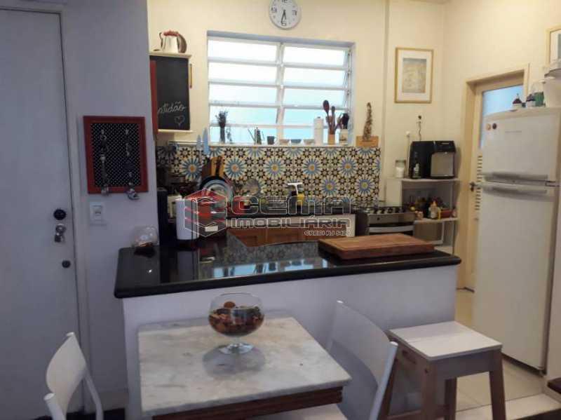 cozinha - Apartamento 2 quartos à venda Cosme Velho, Zona Sul RJ - R$ 930.000 - LAAP25201 - 11