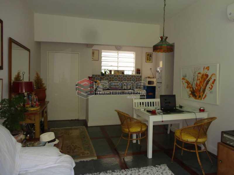 sala - Apartamento 2 quartos à venda Cosme Velho, Zona Sul RJ - R$ 930.000 - LAAP25201 - 6
