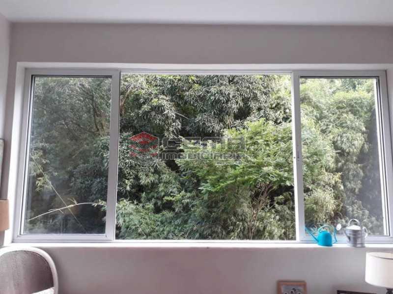 sala vista  - Apartamento 2 quartos à venda Cosme Velho, Zona Sul RJ - R$ 930.000 - LAAP25201 - 5