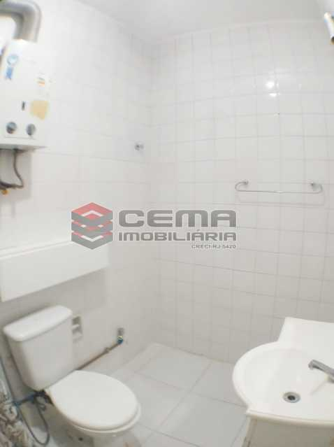 Banheiro  - Quarto e sala no coração do Flamengo!!!! - LAAP12910 - 9