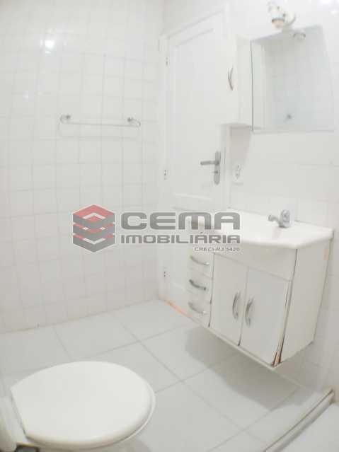 Banheiro  - Quarto e sala no coração do Flamengo!!!! - LAAP12910 - 10