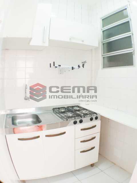 Cozinha - Quarto e sala no coração do Flamengo!!!! - LAAP12910 - 8