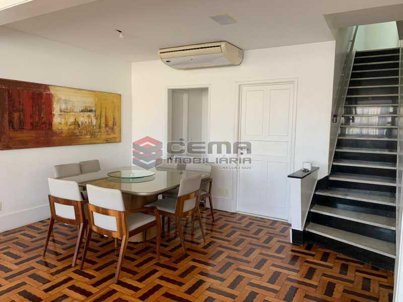 1. - Cobertura 3 quartos à venda Flamengo, Zona Sul RJ - R$ 1.840.000 - LACO30305 - 3