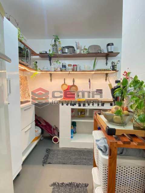cozinha - Excelente Apartamento 2 quartos em Rua Bucólica de Laranjeiras ! - LAAP25213 - 13