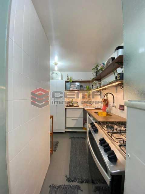 cozinha - Excelente Apartamento 2 quartos em Rua Bucólica de Laranjeiras ! - LAAP25213 - 12