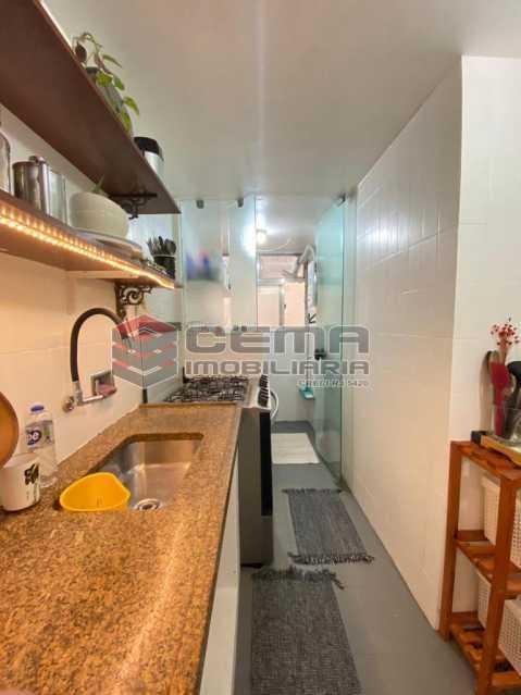 cozinha - Excelente Apartamento 2 quartos em Rua Bucólica de Laranjeiras ! - LAAP25213 - 11
