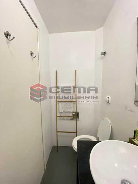 banheiro social - Excelente Apartamento 2 quartos em Rua Bucólica de Laranjeiras ! - LAAP25213 - 10