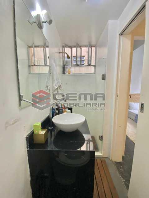 banheiro social - Excelente Apartamento 2 quartos em Rua Bucólica de Laranjeiras ! - LAAP25213 - 9
