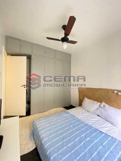 quarto 1  - Excelente Apartamento 2 quartos em Rua Bucólica de Laranjeiras ! - LAAP25213 - 7