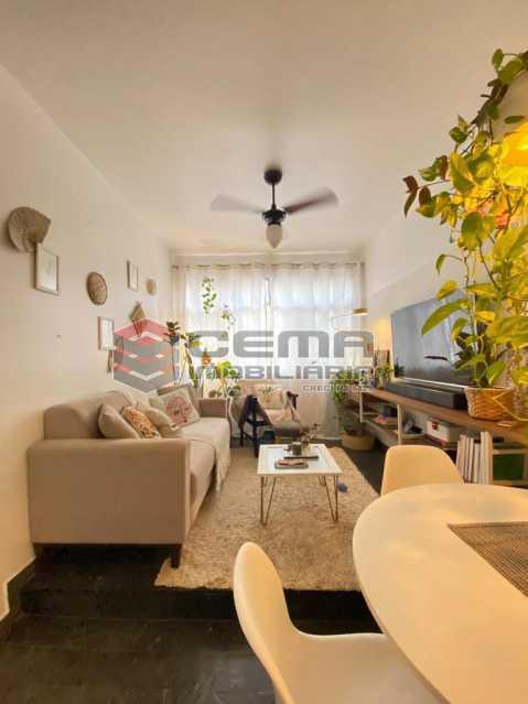 sala - Excelente Apartamento 2 quartos em Rua Bucólica de Laranjeiras ! - LAAP25213 - 3