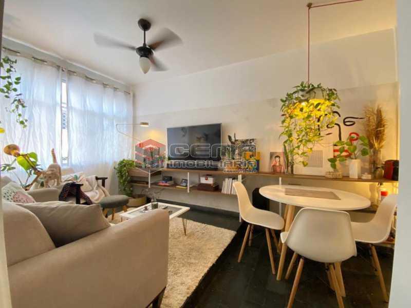 sala - Excelente Apartamento 2 quartos em Rua Bucólica de Laranjeiras ! - LAAP25213 - 4