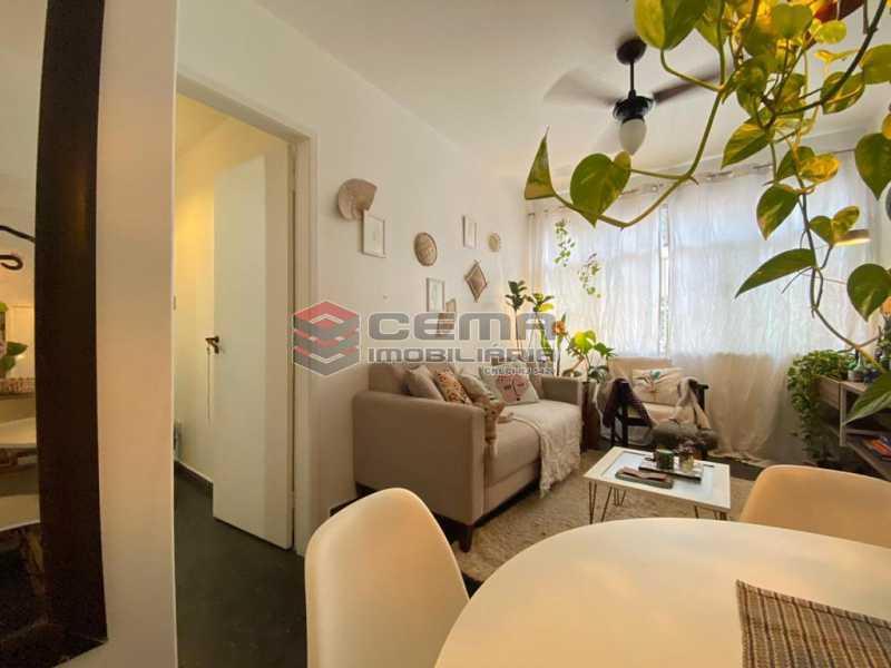 sala - Excelente Apartamento 2 quartos em Rua Bucólica de Laranjeiras ! - LAAP25213 - 1