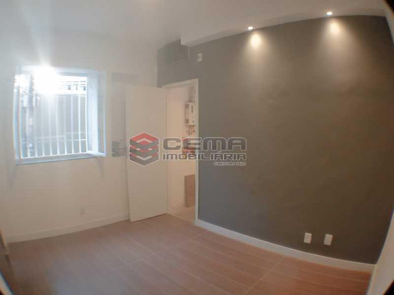 Quarto - Apartamento 1 quarto para alugar Laranjeiras, Zona Sul RJ - R$ 1.700 - LAAP12920 - 4