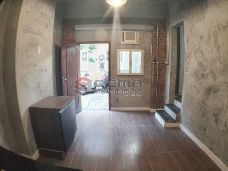 Sala com cozinha americana - Apartamento 1 quarto para alugar Laranjeiras, Zona Sul RJ - R$ 1.700 - LAAP12920 - 8