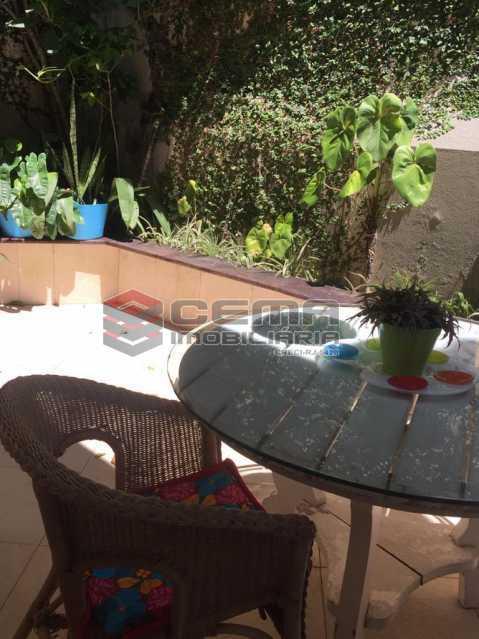 1 - Casa 6 quartos à venda Laranjeiras, Zona Sul RJ - R$ 2.200.000 - LACA60029 - 4