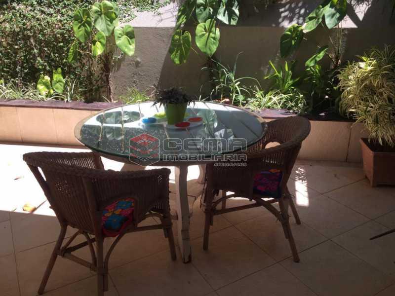 2 - Casa 6 quartos à venda Laranjeiras, Zona Sul RJ - R$ 2.200.000 - LACA60029 - 5