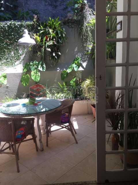 3 - Casa 6 quartos à venda Laranjeiras, Zona Sul RJ - R$ 2.200.000 - LACA60029 - 6