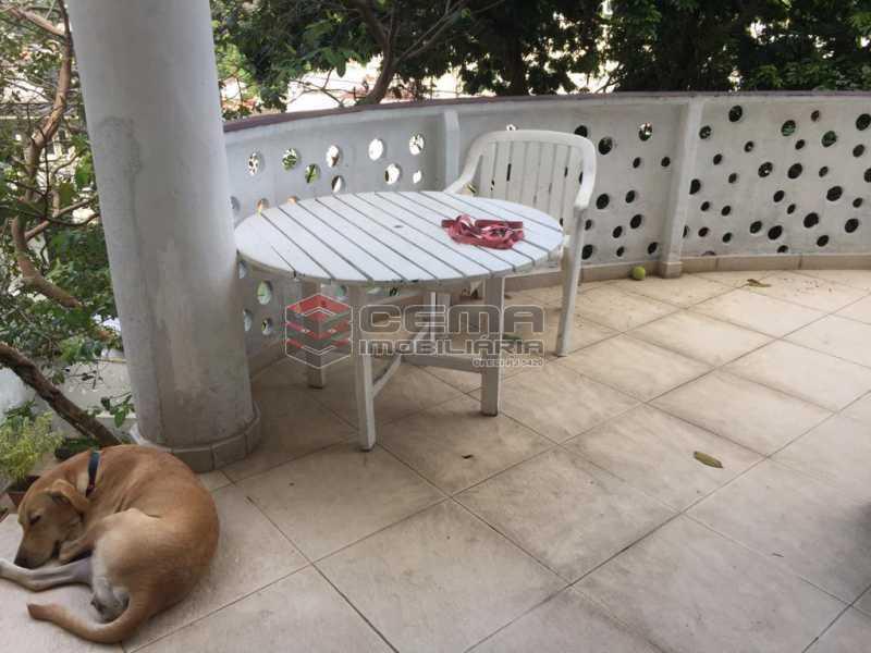 6 - Casa 6 quartos à venda Laranjeiras, Zona Sul RJ - R$ 2.200.000 - LACA60029 - 8