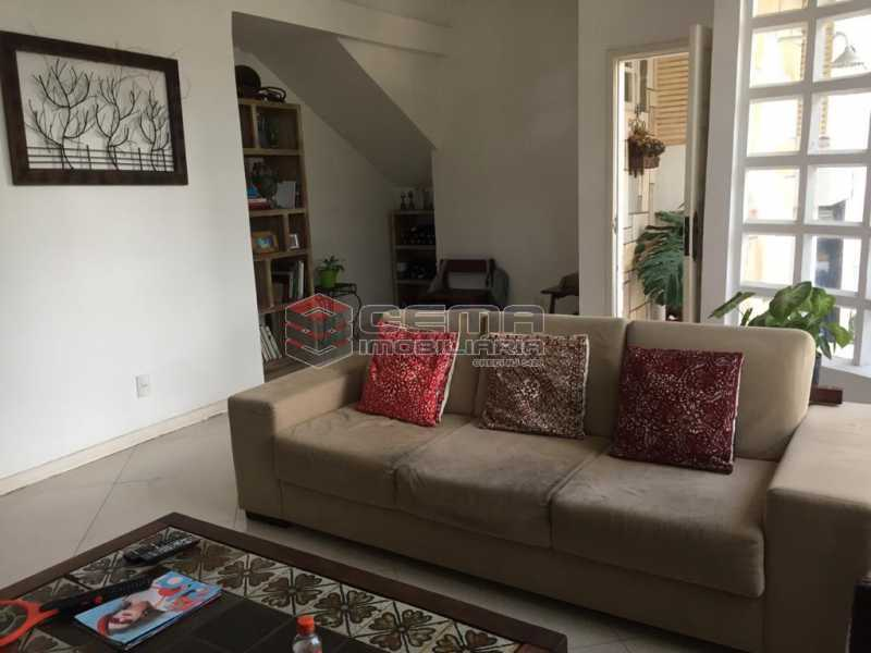 13 - Casa 6 quartos à venda Laranjeiras, Zona Sul RJ - R$ 2.200.000 - LACA60029 - 15