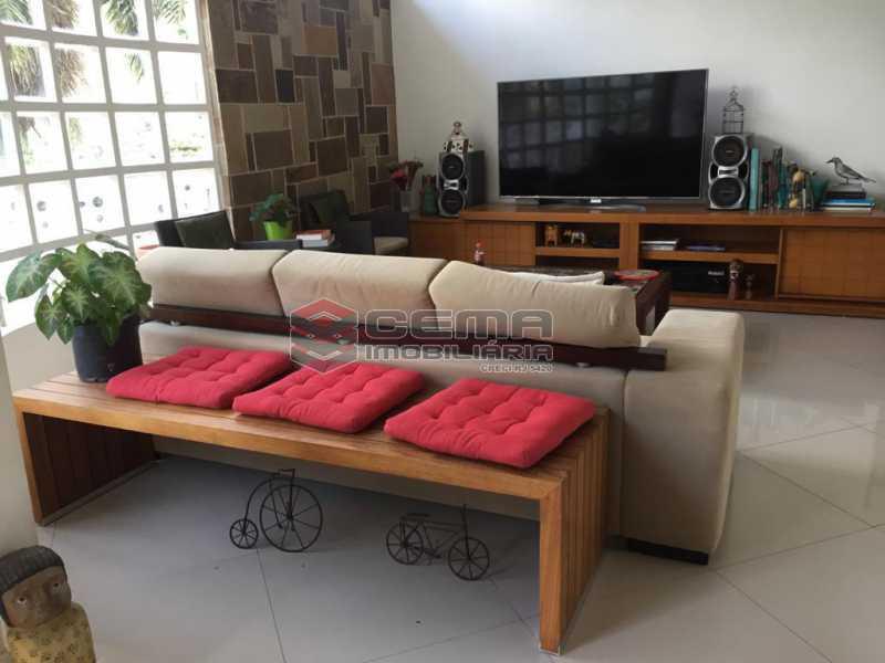 20 - Casa 6 quartos à venda Laranjeiras, Zona Sul RJ - R$ 2.200.000 - LACA60029 - 21