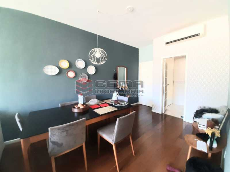 WhatsApp Image 2021-04-11 at 2 - Apartamento para alugar com 3 quartos e 1 vaga na garagem em Laranjeiras, Zona Sul, Rio de Janeiro, RJ. 115m² - LAAP34447 - 5