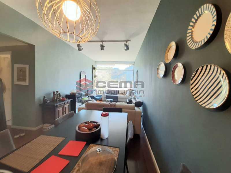 WhatsApp Image 2021-04-11 at 2 - Apartamento para alugar com 3 quartos e 1 vaga na garagem em Laranjeiras, Zona Sul, Rio de Janeiro, RJ. 115m² - LAAP34447 - 6