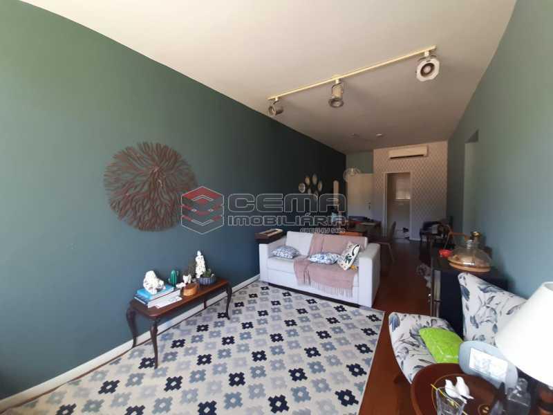 WhatsApp Image 2021-04-11 at 2 - Apartamento para alugar com 3 quartos e 1 vaga na garagem em Laranjeiras, Zona Sul, Rio de Janeiro, RJ. 115m² - LAAP34447 - 4