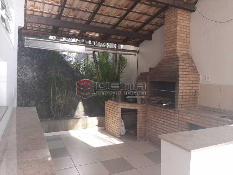 WhatsApp Image 2021-04-11 at 2 - Apartamento para alugar com 3 quartos e 1 vaga na garagem em Laranjeiras, Zona Sul, Rio de Janeiro, RJ. 115m² - LAAP34447 - 20