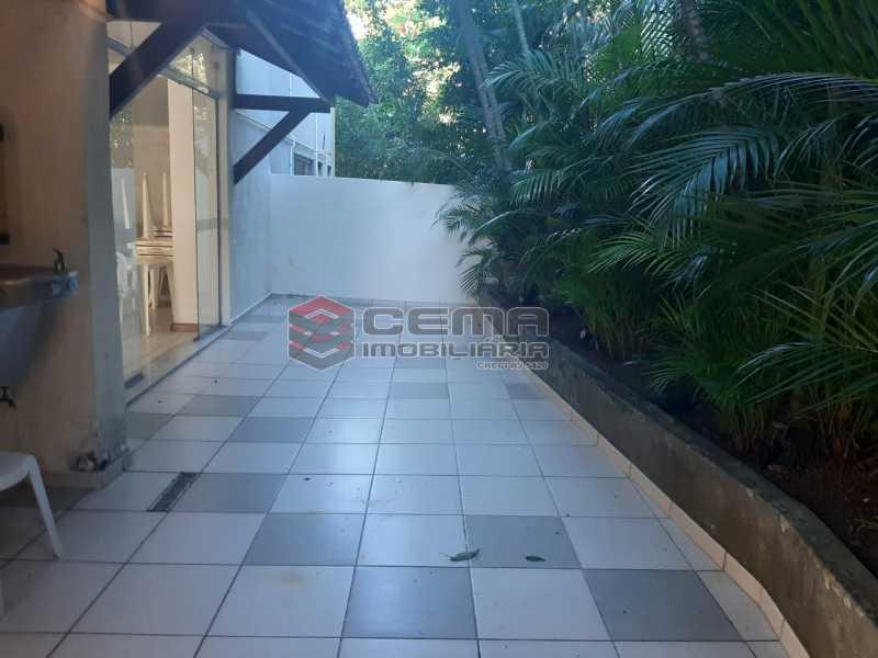 WhatsApp Image 2021-04-11 at 2 - Apartamento para alugar com 3 quartos e 1 vaga na garagem em Laranjeiras, Zona Sul, Rio de Janeiro, RJ. 115m² - LAAP34447 - 21