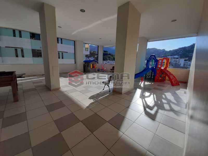 WhatsApp Image 2021-04-11 at 2 - Apartamento para alugar com 3 quartos e 1 vaga na garagem em Laranjeiras, Zona Sul, Rio de Janeiro, RJ. 115m² - LAAP34447 - 22