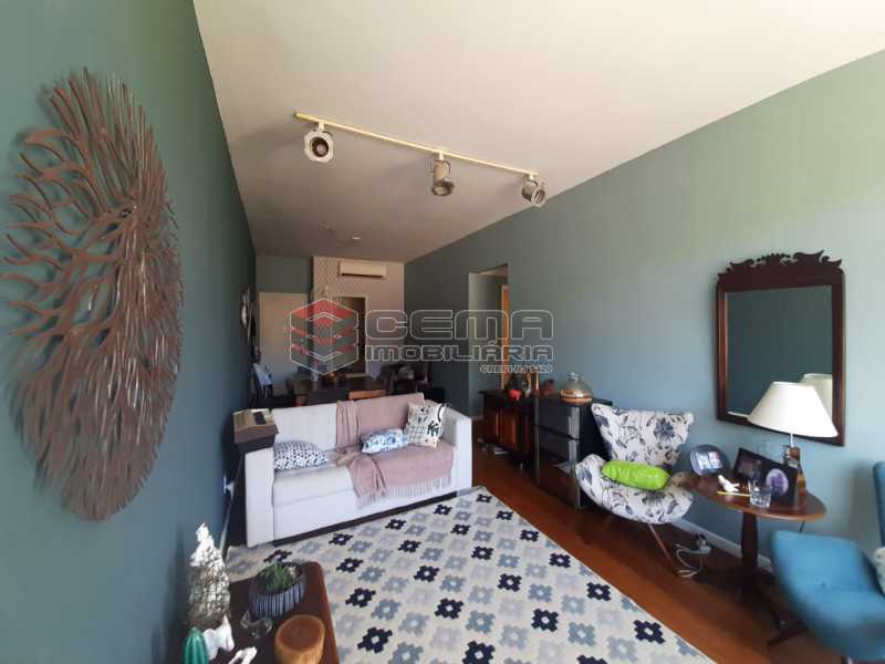 WhatsApp Image 2021-04-11 at 2 - Apartamento para alugar com 3 quartos e 1 vaga na garagem em Laranjeiras, Zona Sul, Rio de Janeiro, RJ. 115m² - LAAP34447 - 1