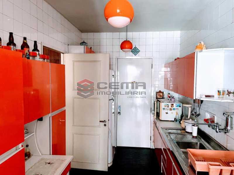 cozinha - Excelente Apartamento 2 quartos com suite e vaga no Leblon - LAAP25224 - 11