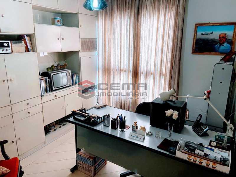 quarto 2  - Excelente Apartamento 2 quartos com suite e vaga no Leblon - LAAP25224 - 7