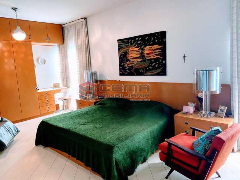 suite - Excelente Apartamento 2 quartos com suite e vaga no Leblon - LAAP25224 - 5