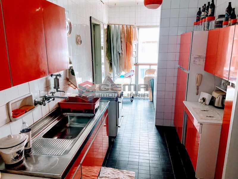 cozinha - Excelente Apartamento 2 quartos com suite e vaga no Leblon - LAAP25224 - 10