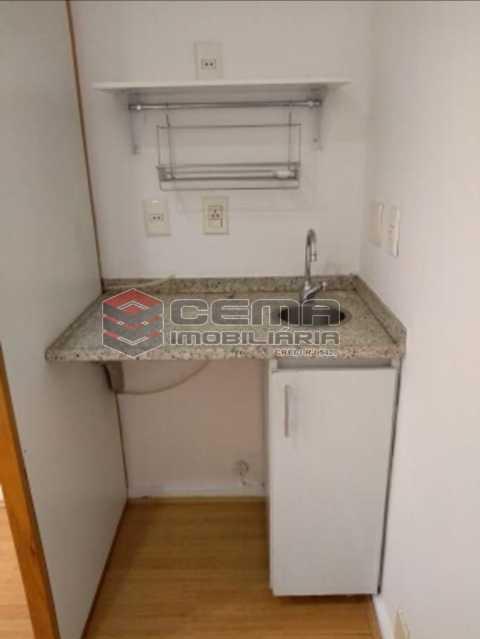 cozinha - Excelente Sala Comercial no Edificio Florence Tower - Leblon - LASL00433 - 8