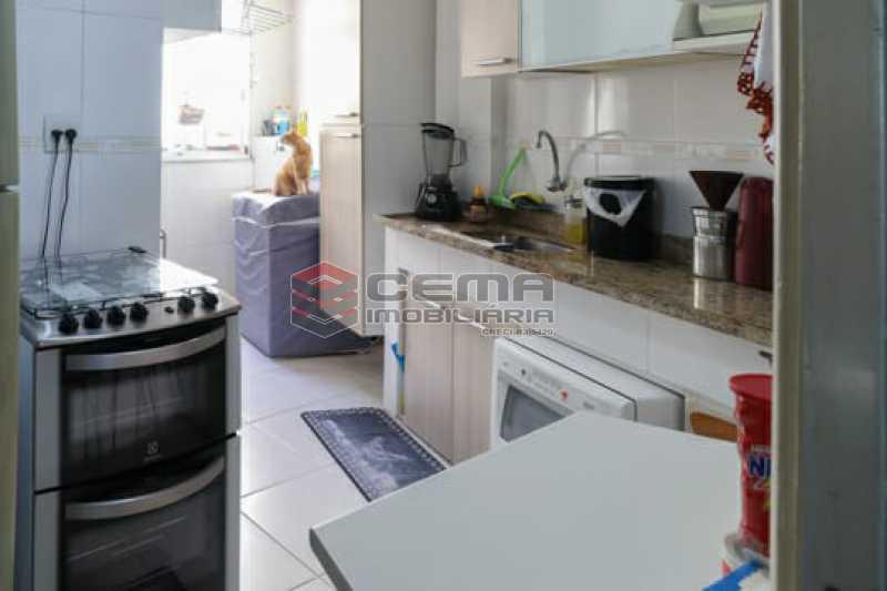 cozinha - Excelente Cobertura com 2 quartos no Flamengo - LACO20134 - 20