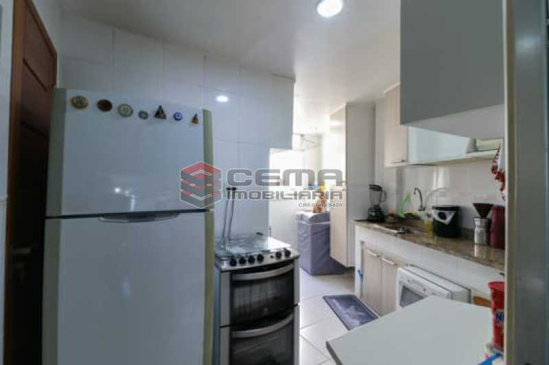 cozinha - Excelente Cobertura com 2 quartos no Flamengo - LACO20134 - 21