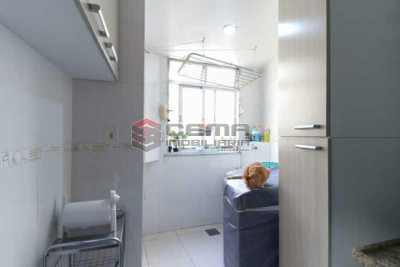 cozinha - Excelente Cobertura com 2 quartos no Flamengo - LACO20134 - 22