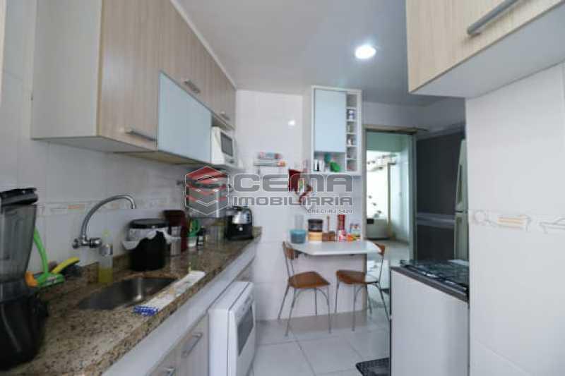 cozinha - Excelente Cobertura com 2 quartos no Flamengo - LACO20134 - 18