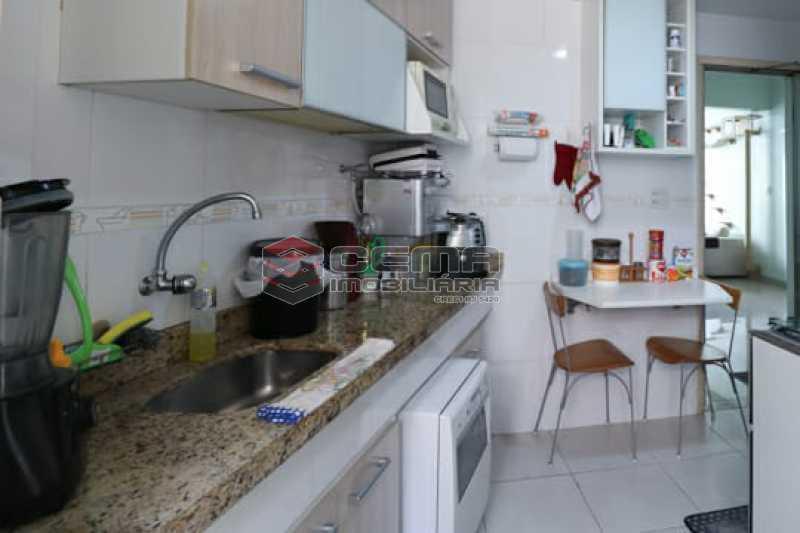 cozinha - Excelente Cobertura com 2 quartos no Flamengo - LACO20134 - 19